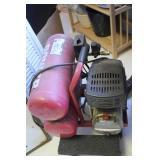 Power 2HP 4.6 Gal Air Compressor