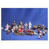 Vintage Christmas Ornaments Hallmark Disney....