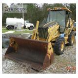 1999 CAT 416C Backhoe