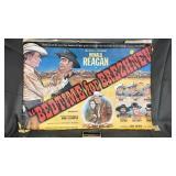 Vintage Ronald Reagan poster