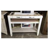 Kitchen island base 46x22x35h
