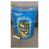 Hawaiian kettle potato chip tin