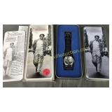 James dean collector watch new with box