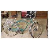 Vintage Schwinn corvette bicycle early 1960s with