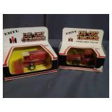 2 Ertl Miniatures