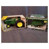 2 John Deere Farm Toys NIB