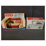 2 Model Truck Banks