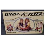 Model 5 NOS Radio Flyer Wagon (Doll Size)