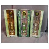 3 John Deere Gas Pumps