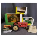 John Deere and Toys