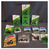 12 John Deere and New Toys