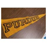 Early Purdue Pennant