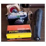 Petri 7 Vintage Camera & Accessories