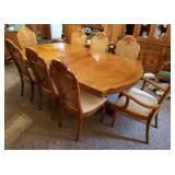 Thomasville Dining Room Table & 8 Chairs