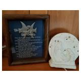 Legend of the Doves & Nativity Decorator Items