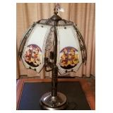 Teddy Bear Motif Touch Lamp