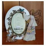 Roman, Inc. Angel Frame, Willow Tree?