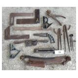 Large Group of Early Planes & Precision Tools