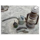 Nier Feuerhand 260 Lantern, Oil Can, Spouts, etc.