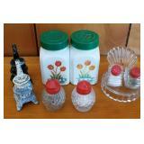 Vintage Salt & Pepper Shaker Sets