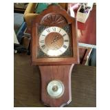 Trend Clocks Zeeland Michigan Barometer Clock