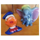 Dumbo & Donald Duck Figures