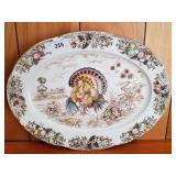 """18.5"""" Turkey Platter"""