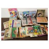 Huge Lot of Vintage Childrens Books