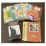 American Geographical Society Map Books, WW2+