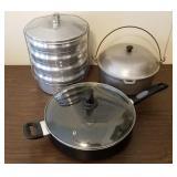 WearEver Sauce Pan, Aluminum Dutch Oven, etc.