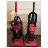 Dirt Devil Ultra Vision & Featherlight Vacuums