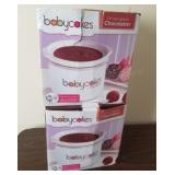 2 Babycakes Chocolatier Fondue Crock Pots