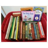 Tote Full of Kids Books