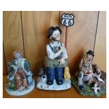Hobo Figurines