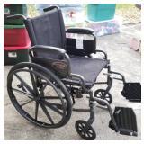 Everest & Jennings Traveler L4 Wheelchair