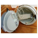 Vintage Lady Sunbeam Portable Hair Dryer