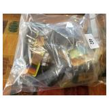 Bag Lot of Kodak Cameras, Film, Accessories