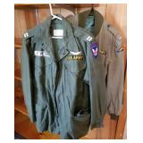 Koran War Field & Flight Jackets
