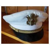 Korean War Era Flight Ace USAF Hat