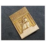 10K Gold State Mother Pin 5.2 Grams