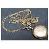 1911 Elgin Gold Filled Hunter Case Pocket Watch