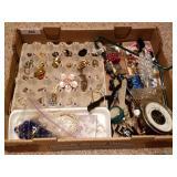 Huge Lot of Estate Jewelry - Bracelets, Earrings,