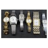 Group of Vintage Ladies Watches