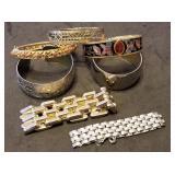 Group of 7 Estate Bracelets
