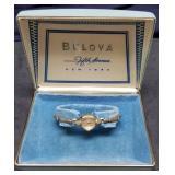 Bulova 10kt Rolled Gold Plate L9 Ladies Watch