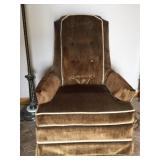 Broyhill Swivel Rocker