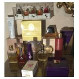 Ladies Perfume and Powders