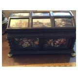 Merle Norman Musical Jewelry Box