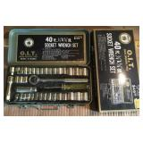 Omaha 40 pc. Socket Wrench Set