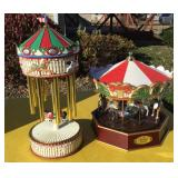 Christmas Carousels